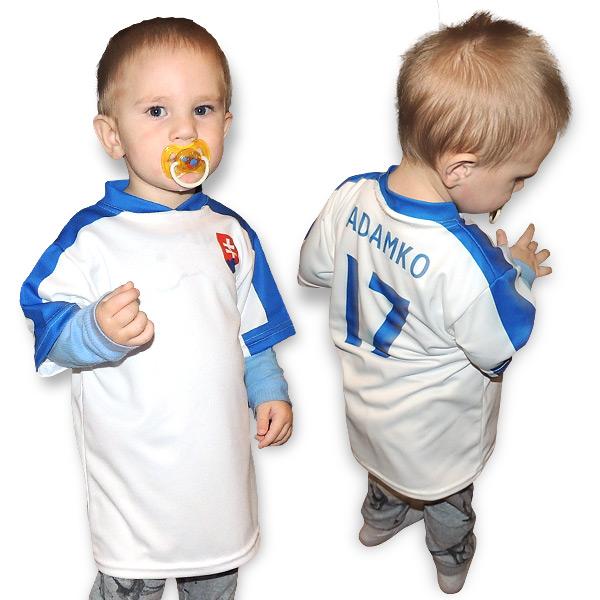 05f9e0cac15df Slovakia biely hokejový dres junior. Slovakia biely hokejový dres junior