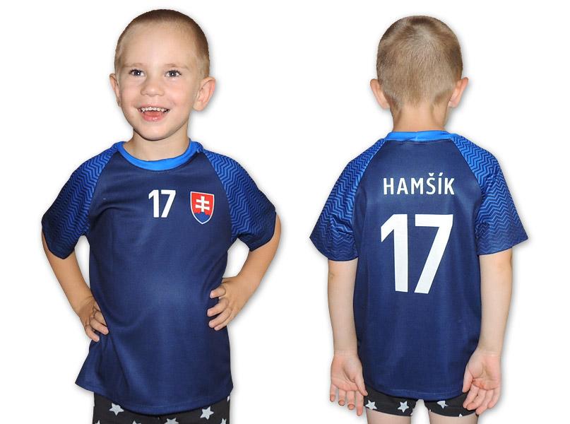 122b0e6390e58 Slovakia futbalový detský fan dres biely ...